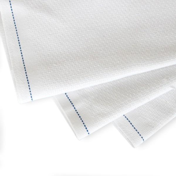 Putzlappen Handtuch weiß