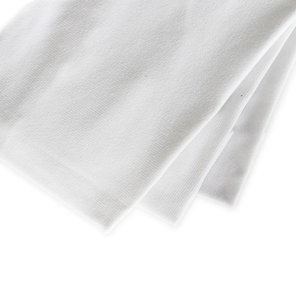 Putzlappen Trikot weiß